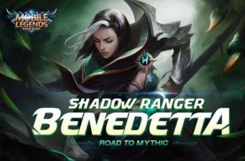 Hero Benedetta. (YouTube/ Mobile Legends Bang Bang)