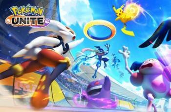 Game MOBA Pokemon Unite. (unite.pokemon.com)