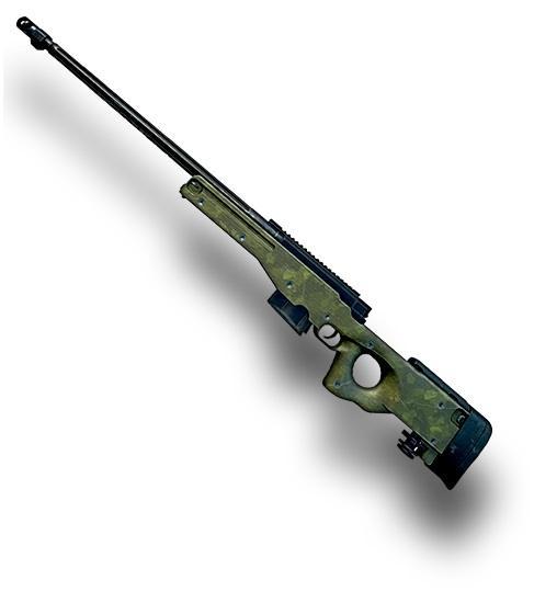 Senjata PUBG Mobile Terbaik - AWM. (PUBG)
