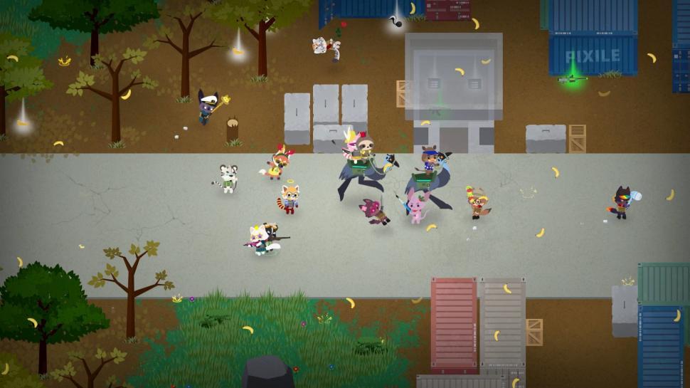 Super Animal Royale. (Steam)