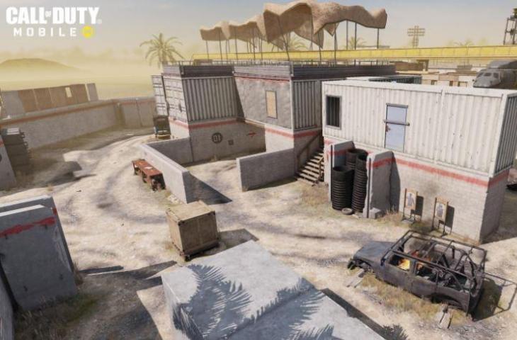Map baru Call of Duty Mobile, Shoot House. (Call of Duty)