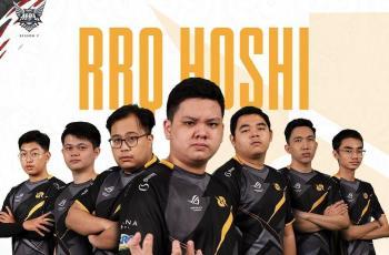 Roster RRQ Hoshi untuk MPL Indonesia Season 7. (instagram/MPL Indonesia)
