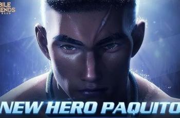 Hero Paquito. (YouTube/ Mobile Legends Bang Bang)