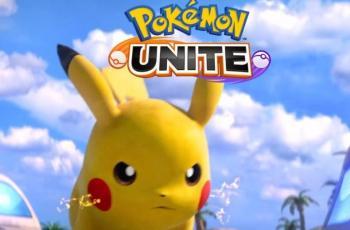 Logo Pokemon Unite. (YouTube/ Pokemon Unite)