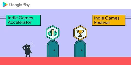 Indie Games Accelerator. (Google Play)