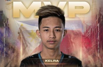 EXE Kelra menjadi MVP di MSC 2021. (Instagram/ mpl.id.official)