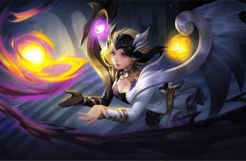 Hero Lunox. (Mobile Legends)
