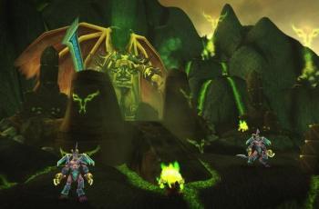 World of Warcraft Burning Crusade Classic - Doom Lord Kazzak (Blizzard Entertainment)