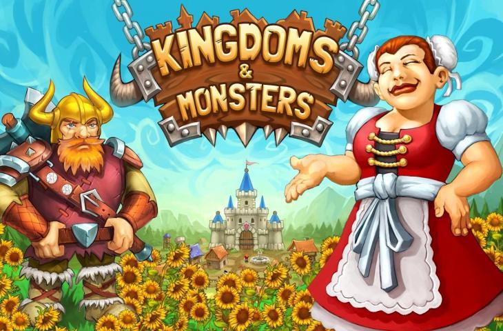 Kingdoms & Monsters. (Google Play Store)