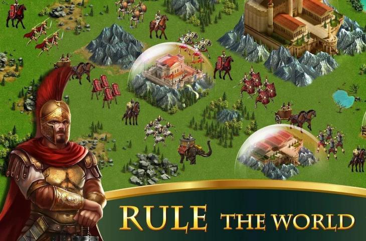 Empire: Rome Rising. (Google Play Store)