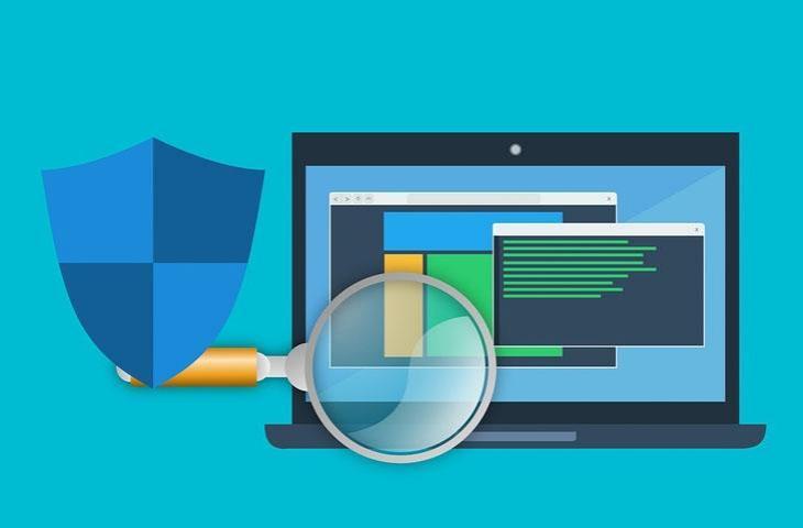 Ilustrasi keamanan internet. (Pixabay)