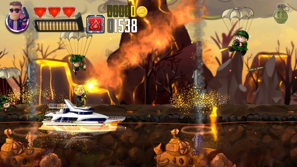 Ramboat. (Google Play Store)