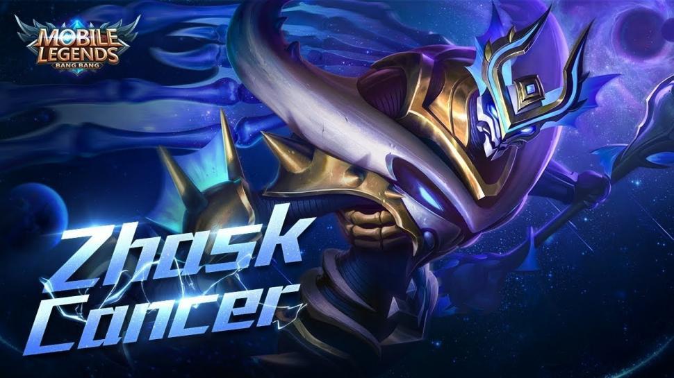 Hero Zhask. (Mobile Legends)