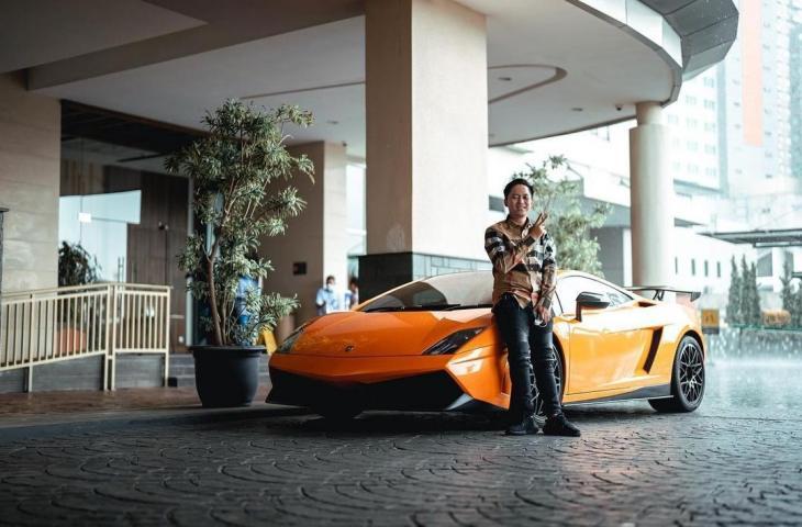 Crazy rich Doni Salmanan. (Instagram/ donisalmanan)