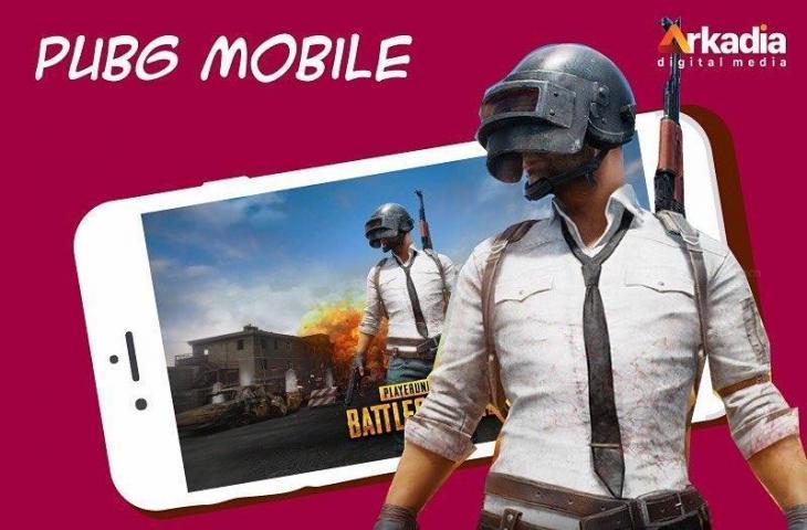 PUBG Mobile. (HiTekno.com)