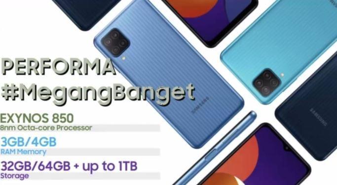 Samsung Galaxy M12. (Samsung)