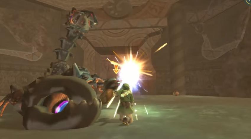The Legends of Zelda. (Zelda)