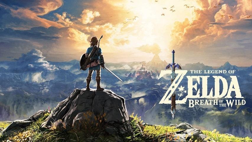 The Legend of Zelda Breath of the Wild. (Nintendo)