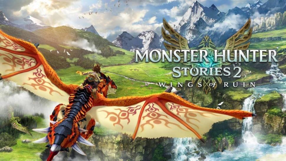 Monster Hunter Stories 2: Wings Of Ruin. (Nintendo)
