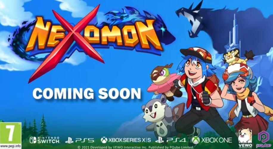 Nexomon siap menuju konsol. (YouTube/ Nexomon Official)