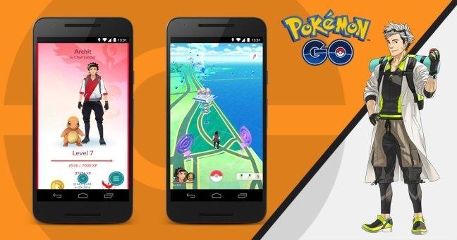 Ilustrasi Pokemon Go. (Pokemon Blog)