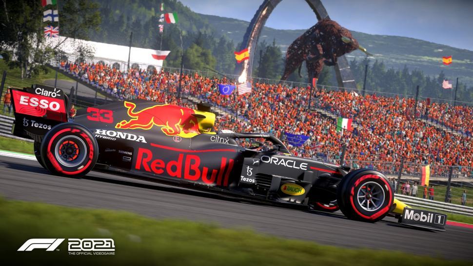 Game balap F1 2021. (Electronic Arts)