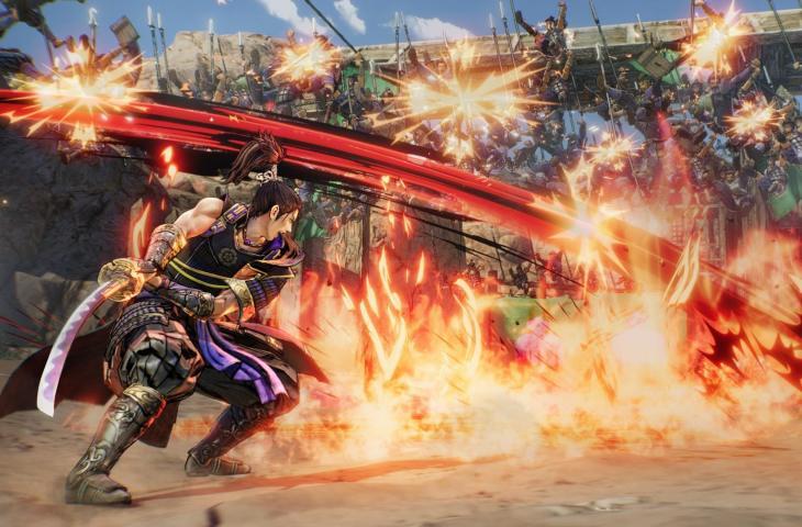 Samurai Warriors 5. (Koei Tecmo)