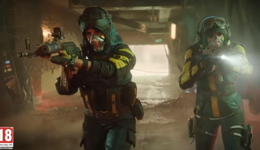 Trailer Rainbow Six Extraction. (YouTube/ Ubisoft)